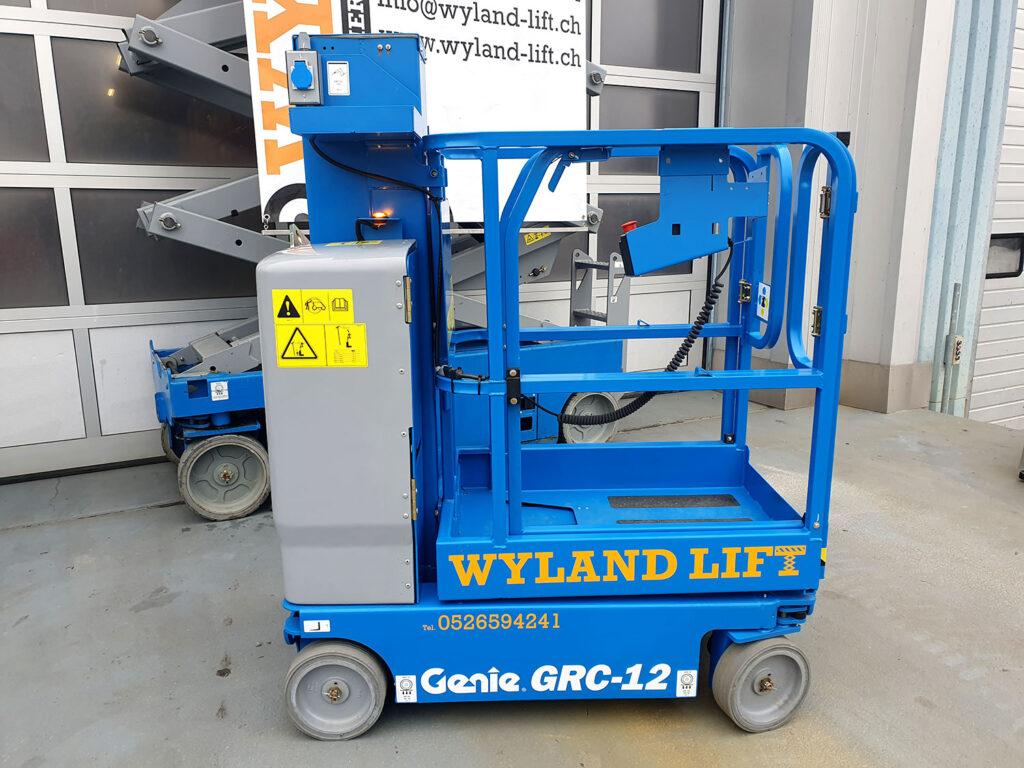 Scherenbühne Genie GRC12