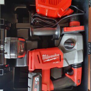 Milwaukee Akku Bohrhammer SDS-Plus M18 CHX-502X
